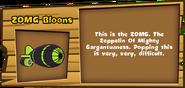 ZOMG iOS Description