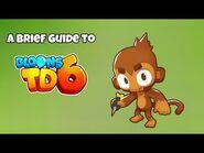 A Brief Guide To BTD6- Dart Monkey