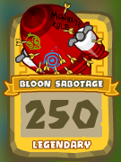BFB sabotage