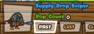 Supply Drop Sniper