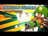 Dartling Gunner Unlock Screen