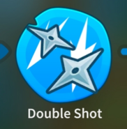 Double Shot Ninja Icon BTD6