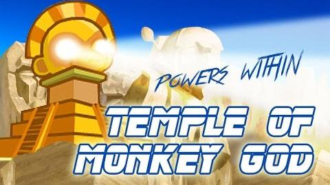 Temple of the Monkey God