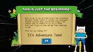 Adventure Time tutorial done