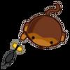 Dart Monkey BTD5 Flash Throw
