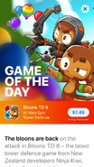 More BTD6 game of the day