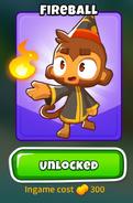 Fireball BTD6