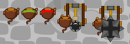 Dart Monkey Path 1 Upgrades
