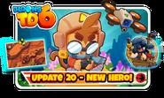 BTD6 Update 20 Promo