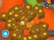 Monkeyopolis crates full