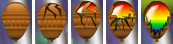 Ceramic Bloon stages
