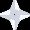Sharp Shuriken Projectile BTD6
