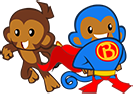 Super Monkey Fan Club Icon