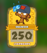 Legendary Monkey Engineer