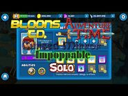 Bloons Adventure Time TD- Max Solos Cursed Mirror Impoppable Prior to 1.4