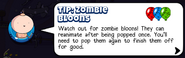 Zombie Bloon Warning