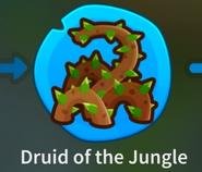 Druid of the Jungle Icon