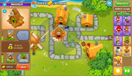 Monkey City 204 range