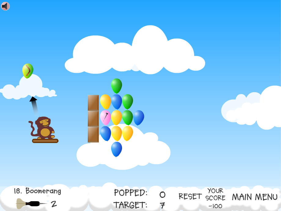 Boomerang (Bloons Junior Level)
