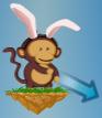 Bloons 2 Spring Fling Dart Monkey