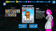 Dart Monkey BATTD
