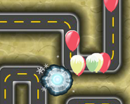 Pink Bloons