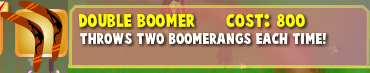 Double Boomer
