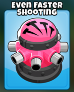 Even Faster Shooting
