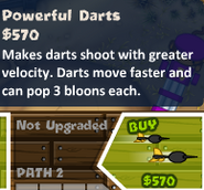 Powerful Darts OD