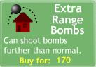 BTD3 Extra Range Bombs upgrade button