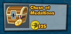 Chest of Medallions