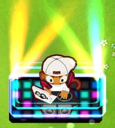 DJ Benjammin Party Light