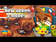 Bloons TD 6 Update 20
