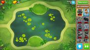 Pat Pond Empty
