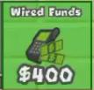 Wierd funds