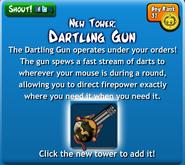 Dartling Gun Unlock BTD4