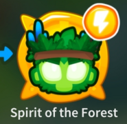 Spirit of the Forest Icon