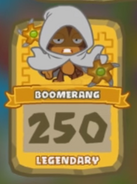 Legendary Boomerang Thrower