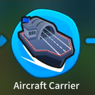 Aircraft Carrier Icon BTD6
