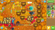 Golden Bloons Everywhere