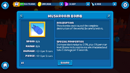 Mushroom Bomb Description