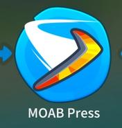 MOAB Press Icon