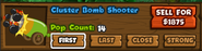 Clusterbombshooter