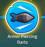 Armor Piercing Darts Icon