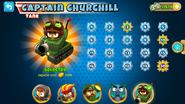 Churchill upgrades
