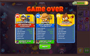 Co-Op Game Over