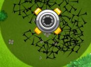 Spikes bug
