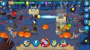 Haunted Swamp Halloween