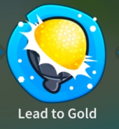 Lead to Gold Icon BTD6