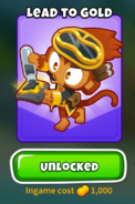 Lead to Gold BTD6